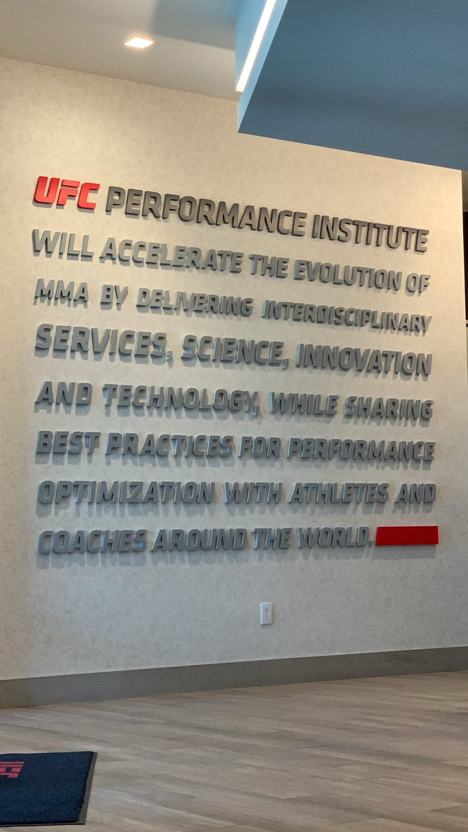 At the @UFCPI for the first time and already they can't find my heart rate with their EKG machines, you think I should tell them it's because I don't have one and that's why I do what I do for a living? 😈 #FromHellPichel