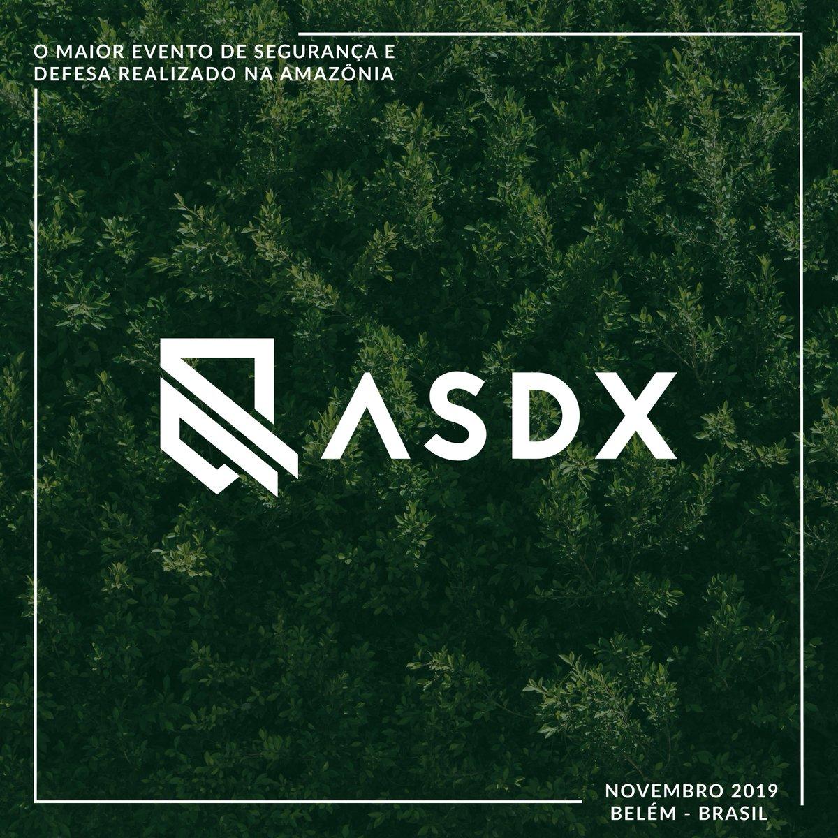 A Amazon Security and Defence Exhibition - ASDX é um evento internacional no qual estarão sendo debatidos grandes temas e  Saiba mais: http://asdx.com.br  #asdx #SegurancaPublica #Amazonia #Tecnologias #ForçasArmadas