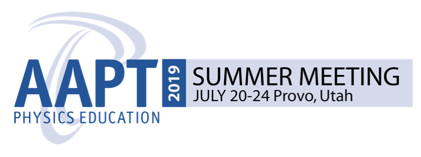 """Are you attending the AAPT summer meeting? Join us at our workshop, """"W48: Curriculum Swap: Creating, Sharing, and Improving Student-centered Physics Activities for Life Science Students"""" and share your IPLS innovations with other educators. https://t.co/HkAmpmSayD https://t.co/8S7tHRREun"""