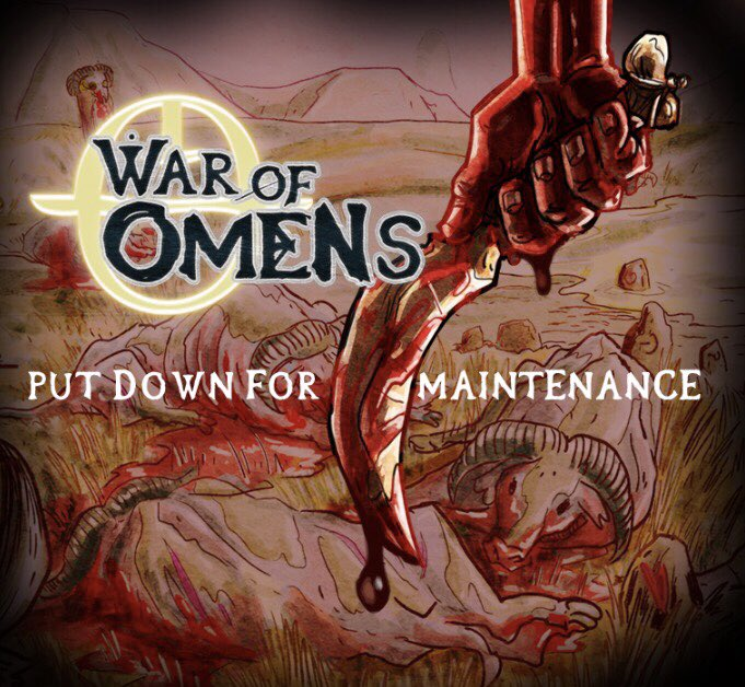 War of Omens (@WarofOmens) | Twitter
