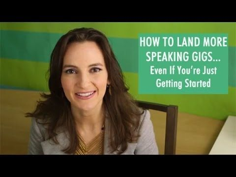 From this weeks newsletter, a few tips on how to land more speaking gigs, #publicspeaking #conference #TechTips  https:// buff.ly/2G4LEtU     <br>http://pic.twitter.com/1GcL8eGb1B