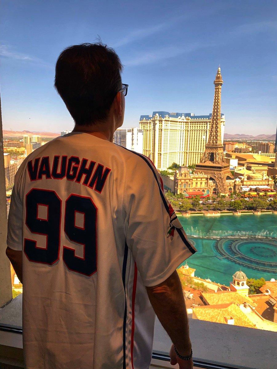 """""""Get me Vaughn""""  we can't;  he's in Vegas.  ©️   #ASG  #MajorLeague3 https://t.co/52tav6pn0S"""