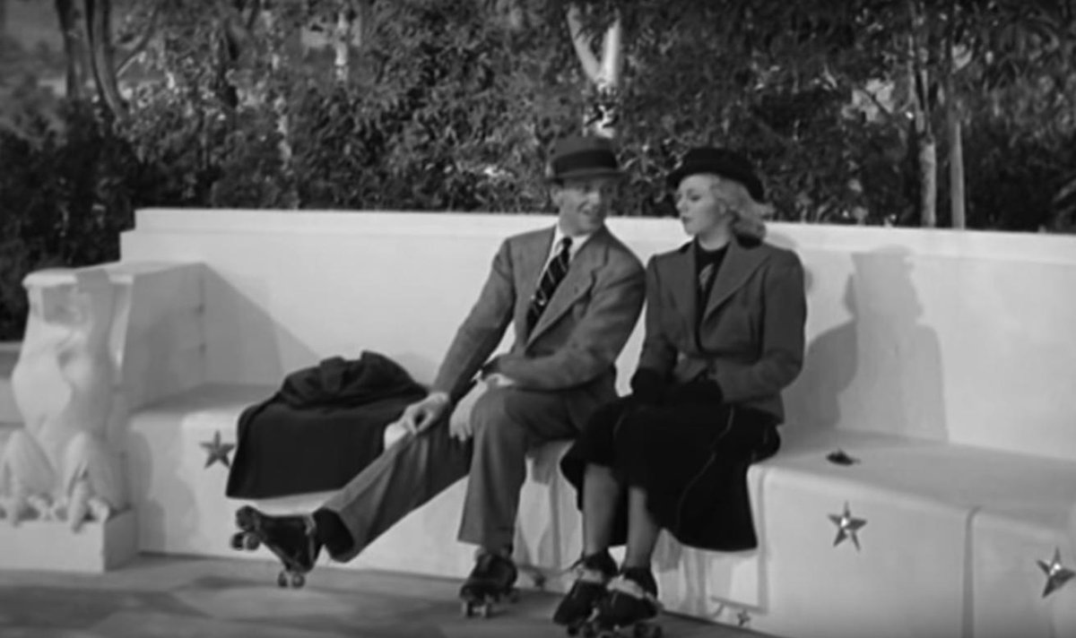 Caitlin G Deangelis On Twitter I M Stumped I M Trying To Identify The Wwi Monument Where Fred Astaire And Ginger Rogers Roller Skate To Let S Call The Whole Thing Off Po Tay To Po Tah To In