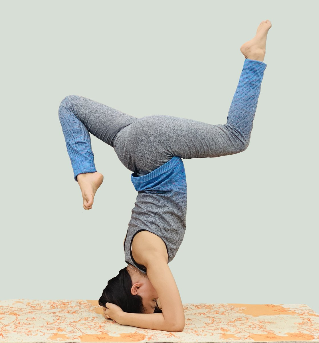 Headstand King Of Yoga Poses