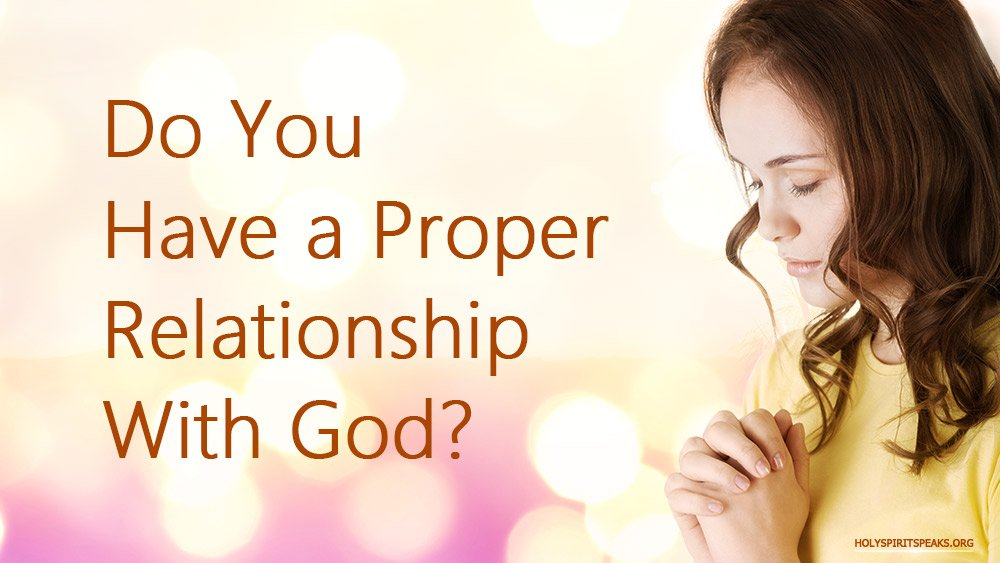 """【Faith Guide】 God says, """"In believing in God, you must at least resolve the issue of having a normal relationship with God. Without a normal relationship with God, then the significance in believing in God is lost."""" #Relationship #AlmightyGod #Worship   https://www. holyspiritspeaks.org/how-is-your-re lationship-with-god/  … <br>http://pic.twitter.com/PNXQFt00gi"""