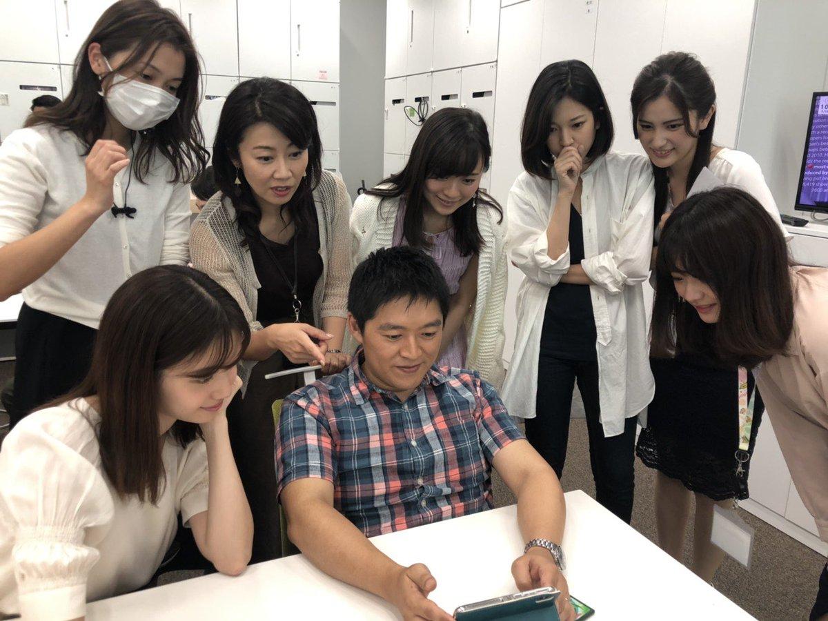 アナ 女子 テレビ 新人 東京