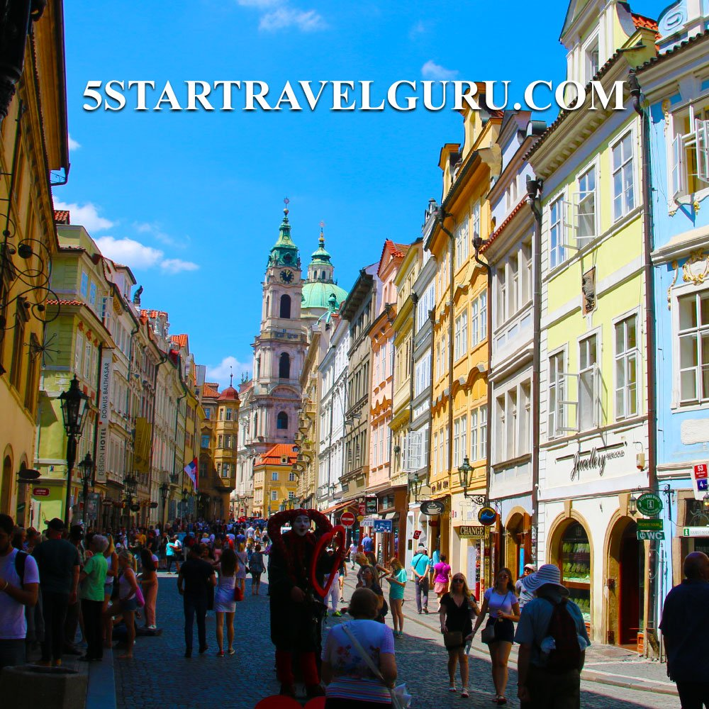Prague is an architectural and historic paradise with an incredible collection of colorful baroque buildings, Gothic churches, public squares and hidden courtyards, and much history. http://bit.ly/2Xa0avh #5startravelguru #prague #architecture #czech #czechrepublic #travel