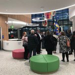 We were delighted to host the latest #NewFootscrayHospital Community Consultative Committee meeting at the Joan Kirner Women's & Children's in Sunshine. Members were given a tour of the building; a nearby example of best practice in developing a top healthcare facility.