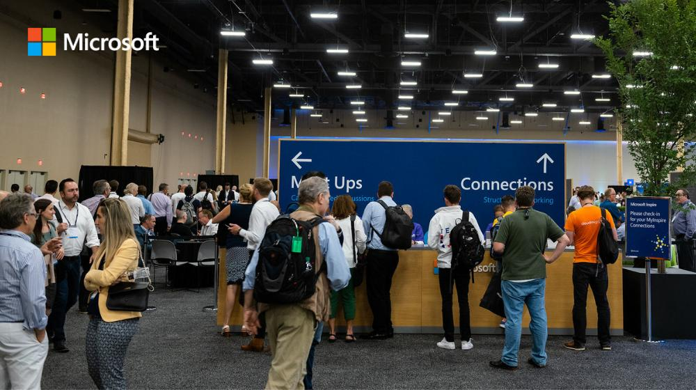 Are you ready for #MSInspire next week? Discover how you can connect, learn, and celebrate with us at the event: http://msft.social/g8S9AM