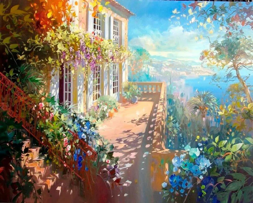 Крутые картинки, картинки французских художников красивые