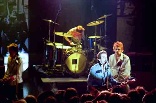 42 years ago I saw @TheClash at The Top Rank, Birmingham. Here are some of my photos