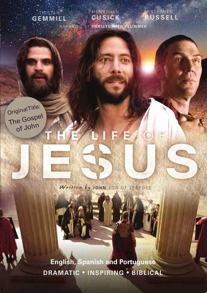 The Life of Jesus • English • Official Full HD Movie (2019)