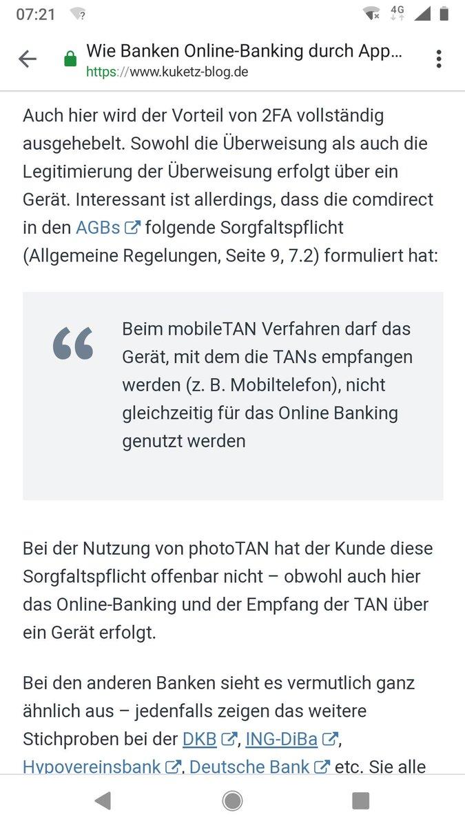 Deutsche Bank Online Banking Kunden Login