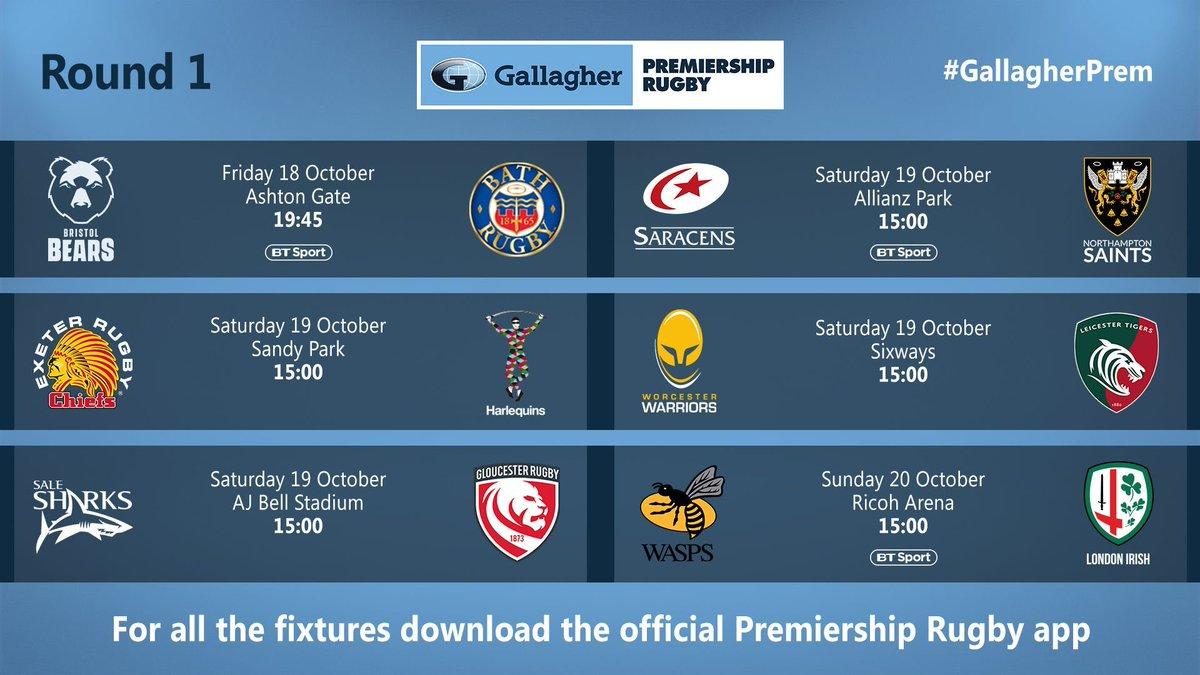 Premiership Rugby (@premrugby) | Twitter