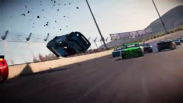 A racing experience like no other. Check out the first gameplay trailer for the brand new @gridgame!   Read more: http://blog.codemasters.com/grid/07/grid-first-gameplay-trailer-and-likenoother…   #LikeNoOther