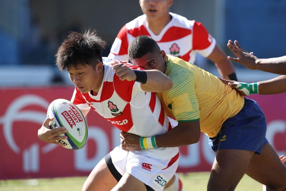 test Twitter Media - Big wins for Japan, Uruguay and Portugal on day one at the #WorldRugbyU20s Trophy  Read more: https://t.co/8ZVhgTQyrb https://t.co/XD6WYY5Cn4