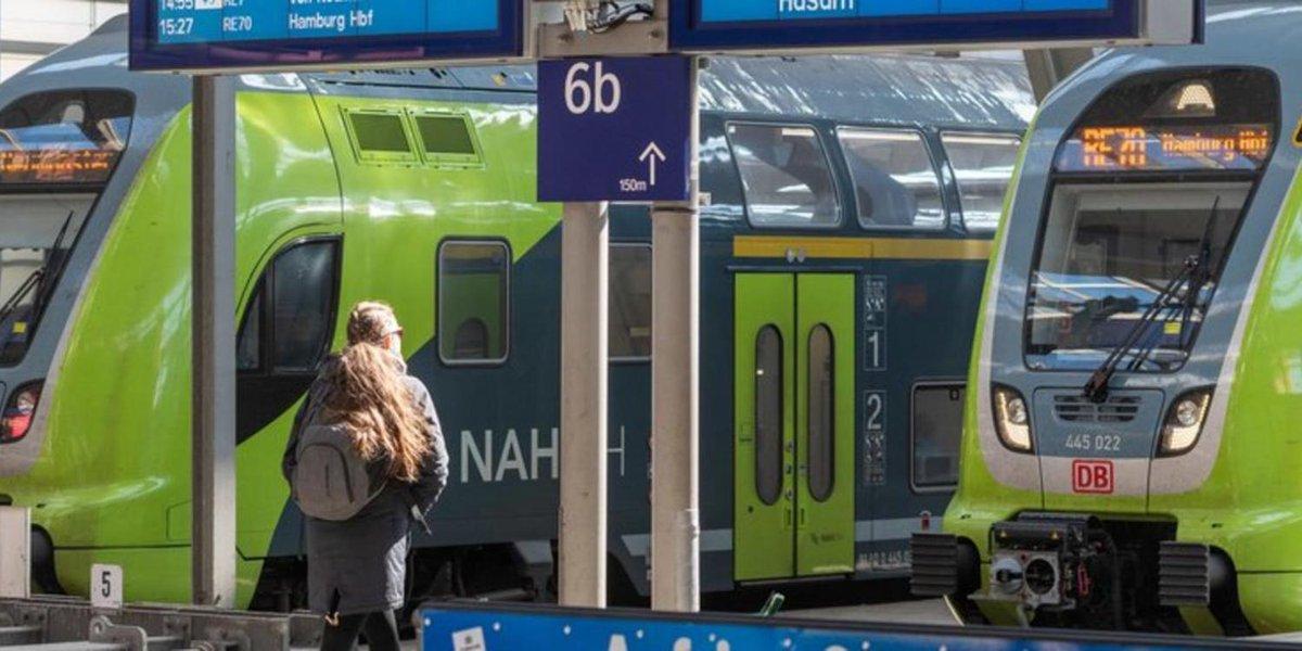 Kieler Nachrichten On Twitter Neuer ärger Für Bahnfahrer
