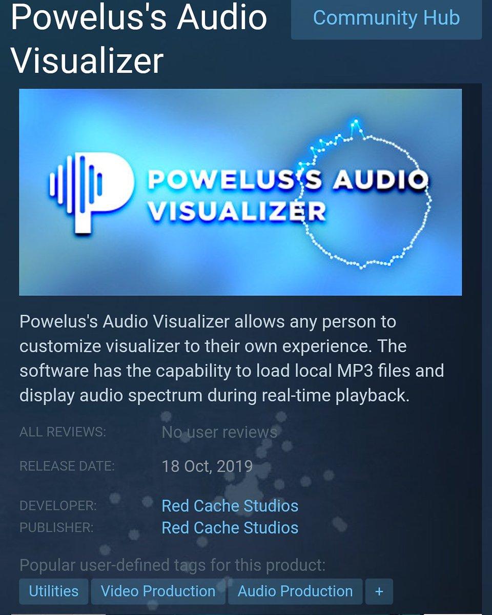 Audio Visualizer App