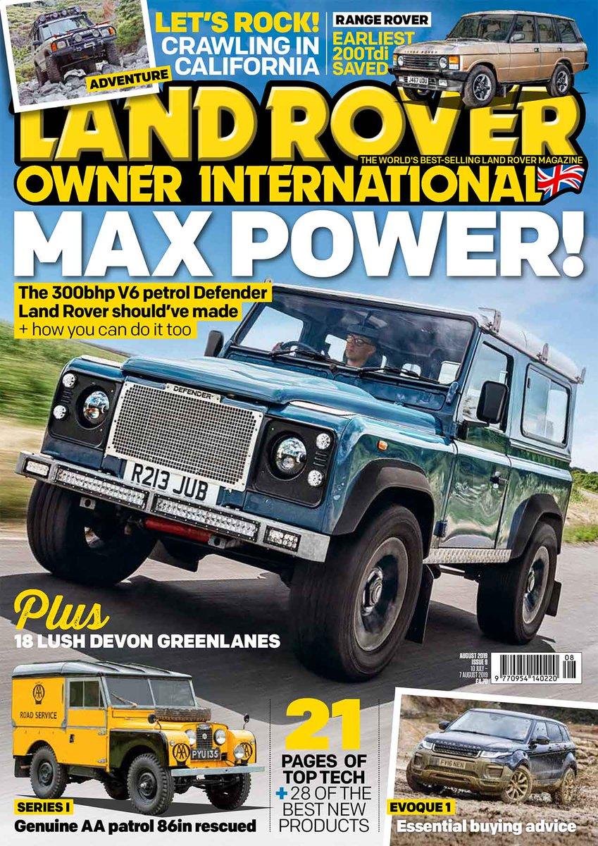 Land Rover Owner (@LandRoverOwner) | Twitter