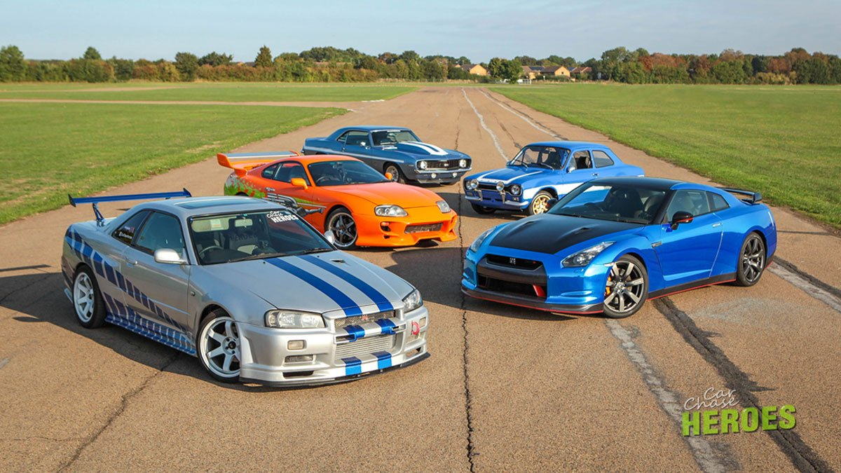 Car Chase Heroes On Twitter Choose Your Weapon For A Fast And Furious Street Race