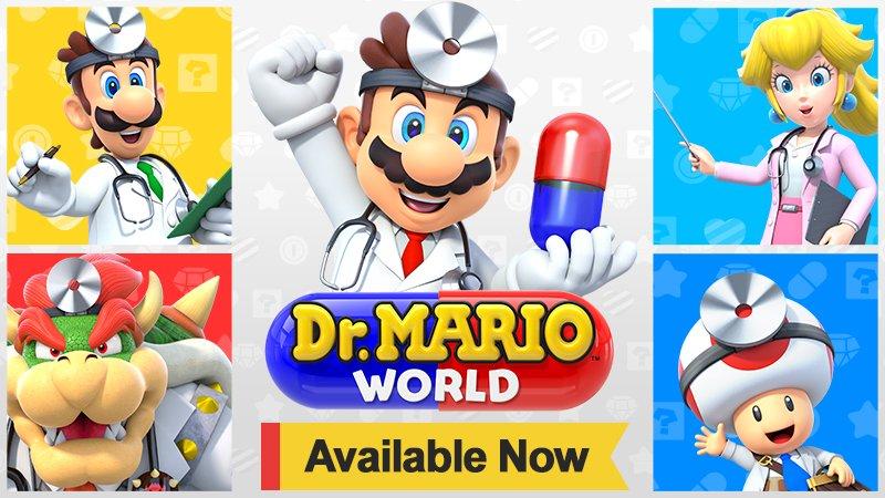 @NintendoEurope's photo on #DrMarioWorld