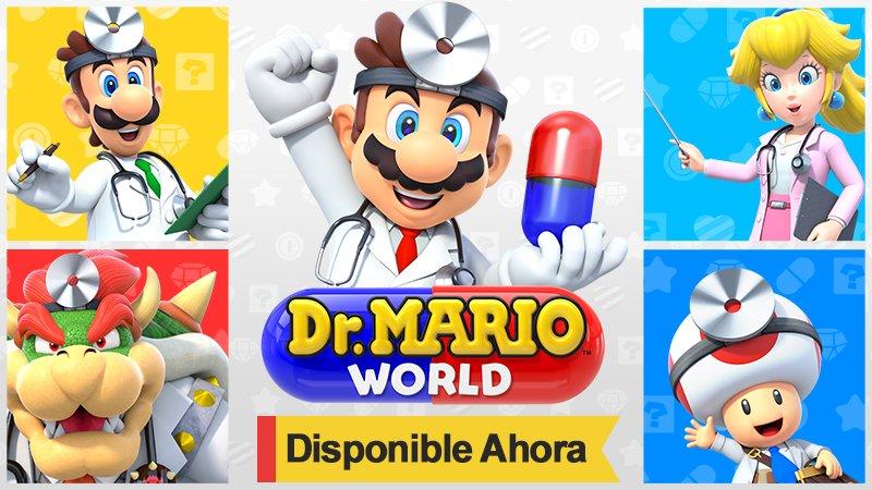 @NintendoES's photo on #DrMarioWorld