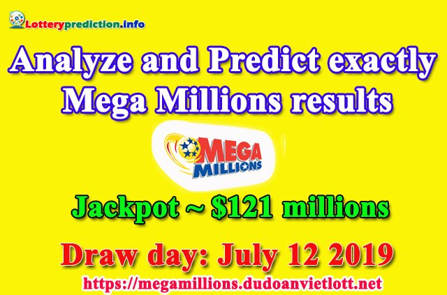 Mega Millions results on JumPic com