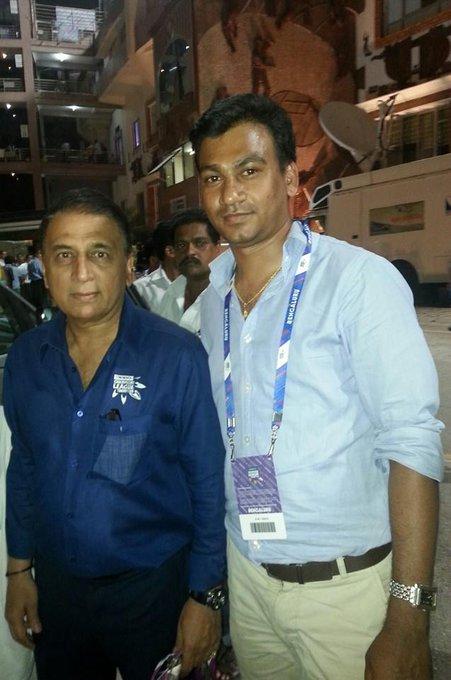 Wishing Batting Legend and former India captain Sunil Gavaskar a very Happy Birthday
