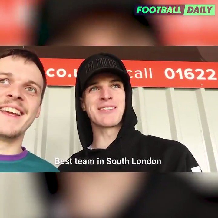 Declan Rice on why he supports @sedonsfc   🗣