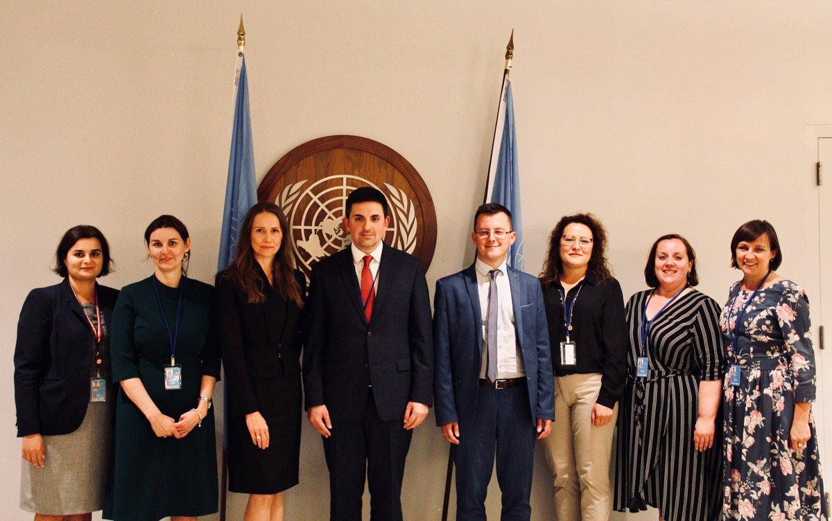.@PKN_ORLEN miał okazję podzielić się dobrymi praktykami #CSR na forum @UN podczas szczytu poświęconego zrównoważonemu rozwojowi! 🇺🇳 Mówiliśmy o naszych działaniach w obszarze zwalczania nierówności oraz wpisywaniu celów społecznych w stratrgię biznesową
