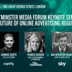 Tomorrow, @Captify's CEO & Co-Founder, @domjoz will join forces with @SkyUK, @IABUK, @guardian & @bdoaccountant to address & tackle the key challenges facing the online advertising industry. See full agenda: https://t.co/Gb94em8RYg @WMFEvents #WMFEvents #Captify