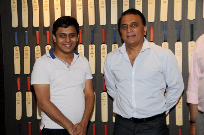 Happy birthday to master and legend of cricket Sunil Gavaskar i