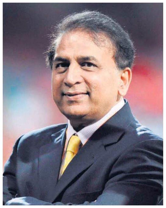 Wishing Sunil Gavaskar Sahab a very happy birthday I pray for his good health success and happiness always.