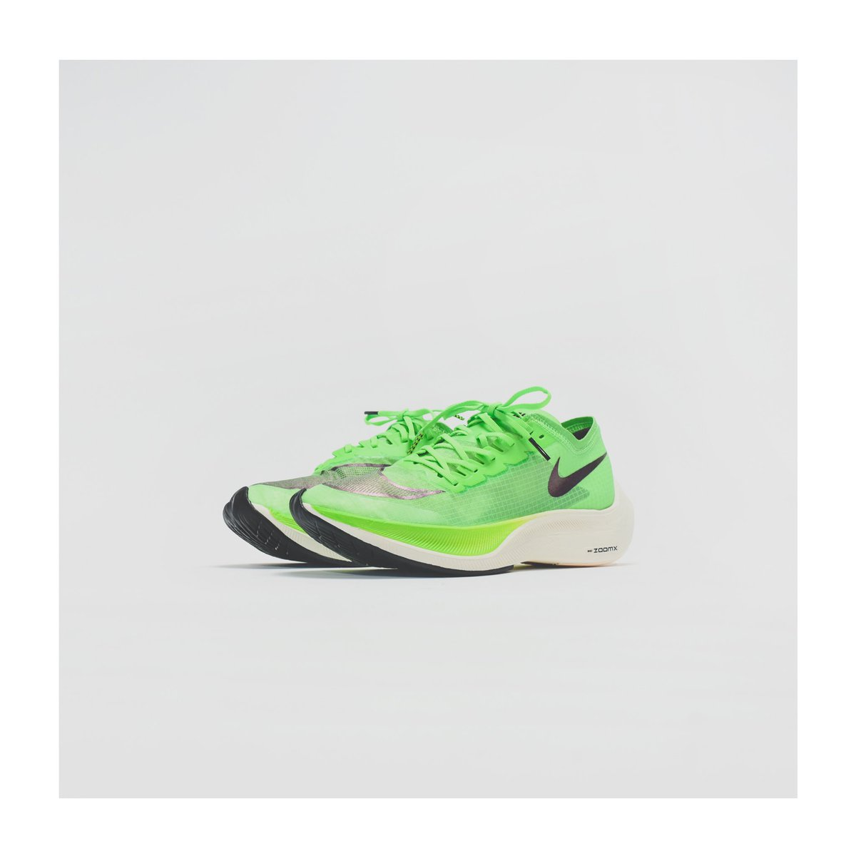 7a12275c04acb8 Nike ZoomX Vaporfly Next%. Releasing tomorrow in-store only at all Kith  shops.pic.twitter.com/hmDgzdqOo0