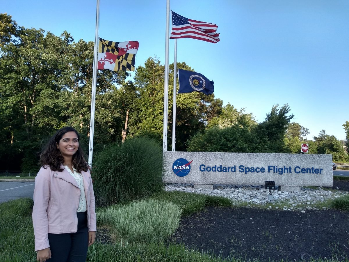 ✨From Air and Space to L'SPACE – How I Came to NASA: meet @NASAGoddard intern, Daleen M. Torres who studies mechanical engineering at the University of Puerto Rico, Mayaguez Campus. ✨#NASAinterns Read her story: blogs.nasa.gov/interns/2019/0…