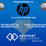 Image for the Tweet beginning: Nicely done by @HP, winning