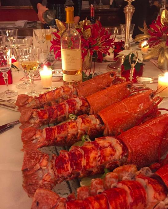Du homard avec du château d'Yquem,le scandale c'est l'accord mets/vins