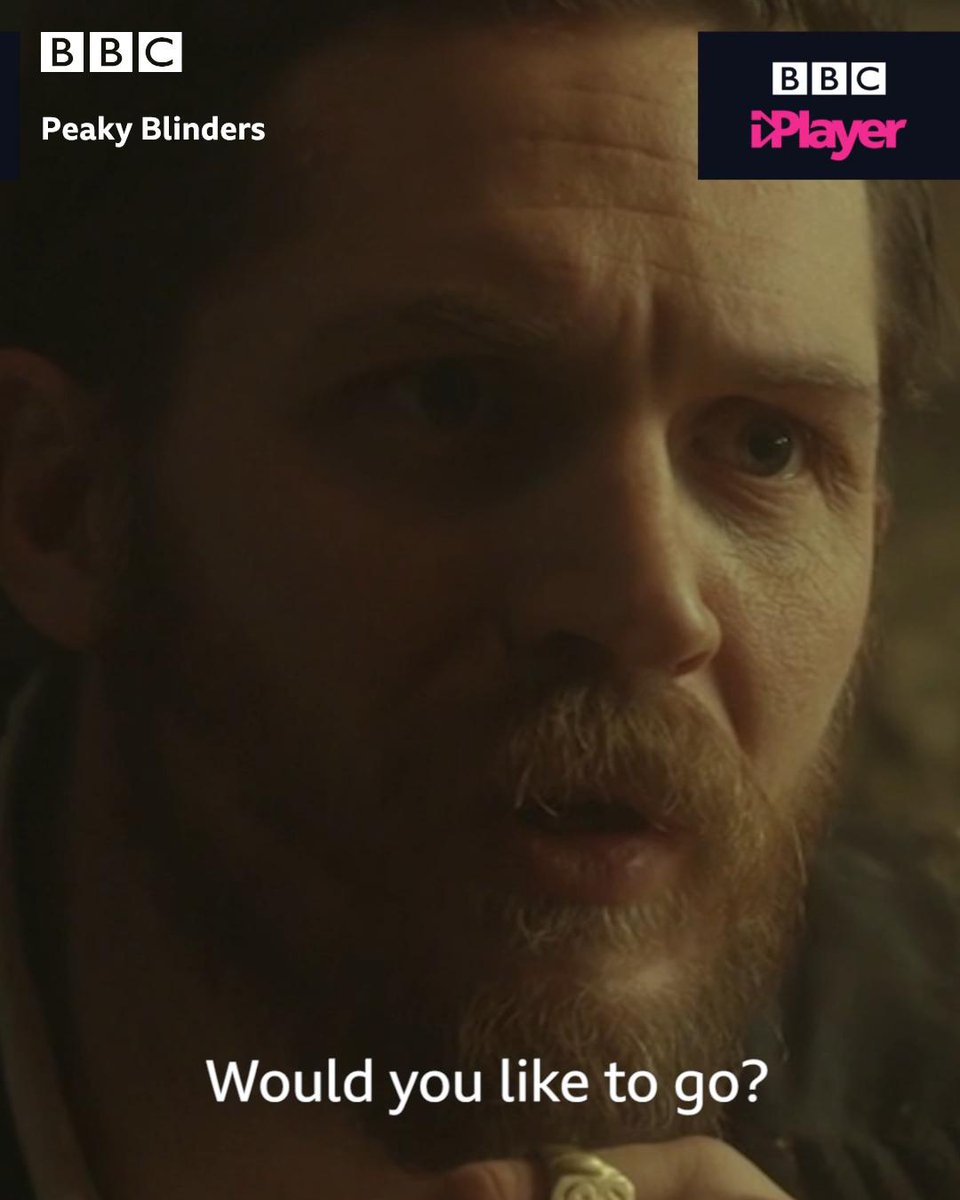 When Tommy Shelby met Alfie Solomons for the very first time… 😳#PeakyBlinders