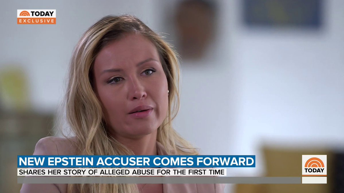 "TRIGGER WARNING: ""In your mind, did you use the word 'rape'? Did you recognize it then as rape?"" Savannah Guthrie asks Jeffrey Epstein accuser Jennifer Araoz https://t.co/WmVtjzwtlm"