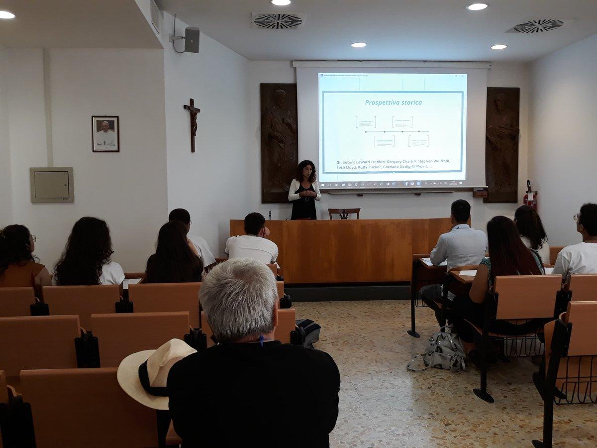 Calendario Discussione Tesi Unito.Pontificia Universita Lateranense Unilateranense Twitter