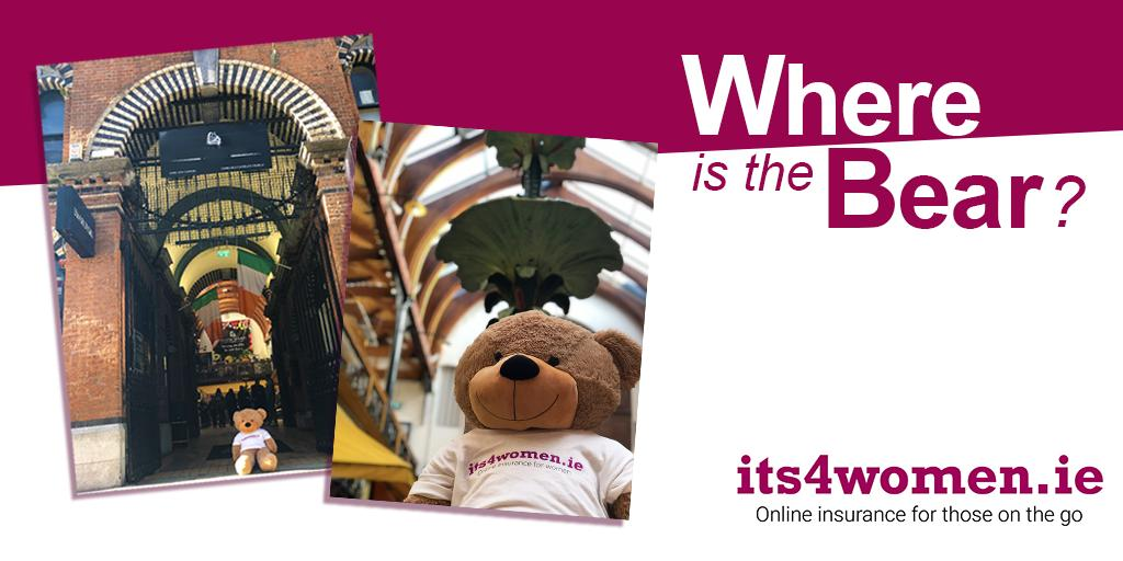 Ruby's been sampling the freshest produce and the tastiest treats in a world famous indoor food market - can you guess where she is?👨‍🌾 Win a trip to Barcelona for 2 people thanks to @cassidytravel!! 🇪🇸 ✈️✈️Just tell us 'Where is the Bear'🐻, and RT! 🍕🍝 ENDS 26th July.