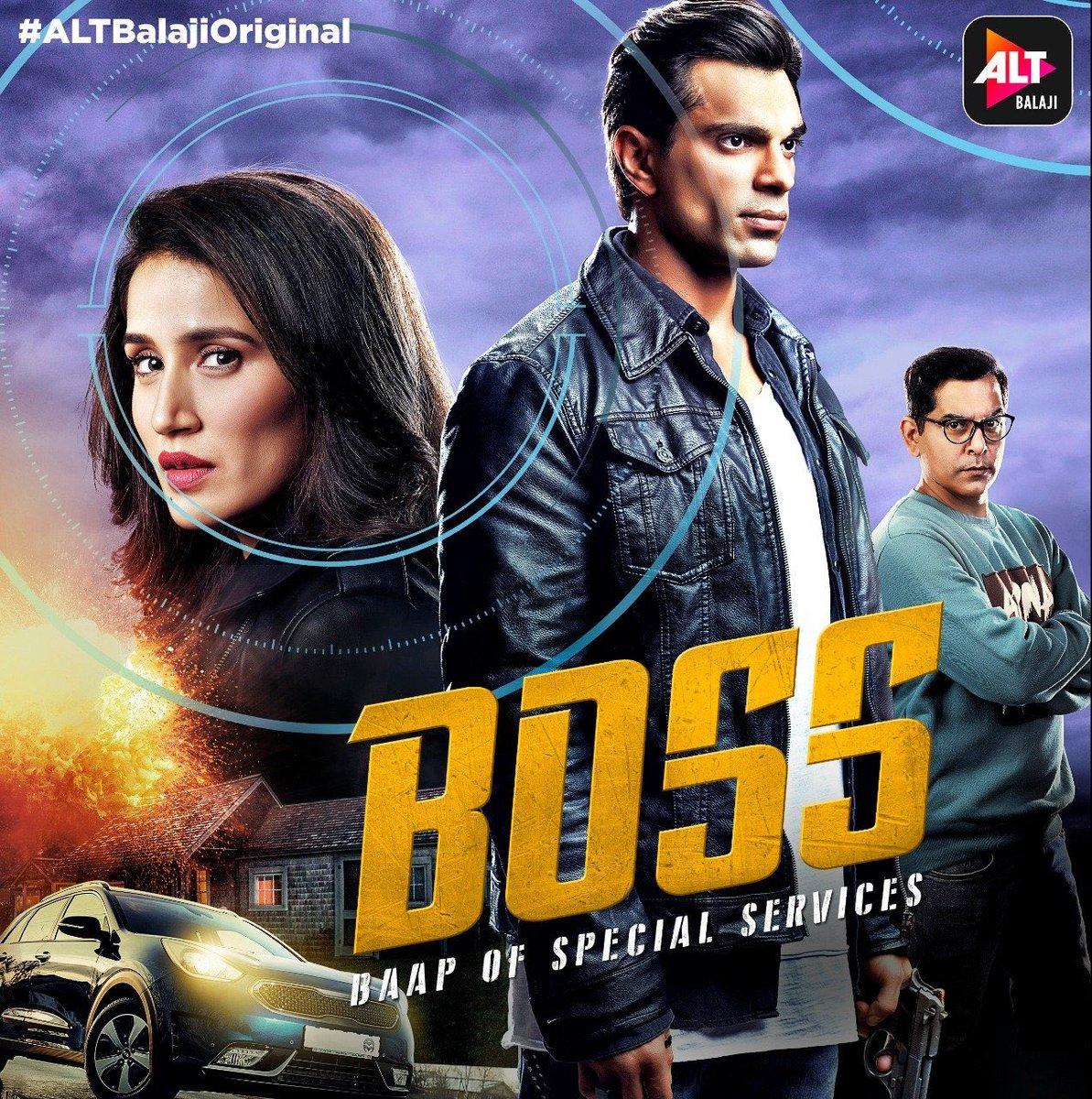 Get ready to meet the ultimate #BOSS -Baap Of Special Services! Trailer streaming 12th July @Iamksgofficial #SagarikaGhatge @gauravgera #VeerAryan #AnveshiJain   @A_nisa_i_am  @ektaravikapoor @altbalaji #AnkushBhatt #AshishKapoor Casting: @iamkunalmshah (#KunalMShahCastingAgency)