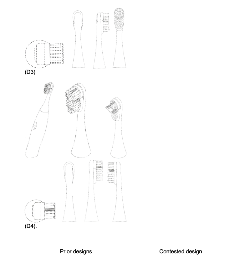 """test Twitter Media - #EUIPO #RCD #ICD  No 105504 03/07/2019 #Toothbrushes #Design """"the designer's freedom [...] is not limited"""" """"""""the designer of the contested RCD used his or her freedom to arrive at a design that creates a different impression on the informed user form the prior art"""" https://t.co/DqJTkuUeNJ"""