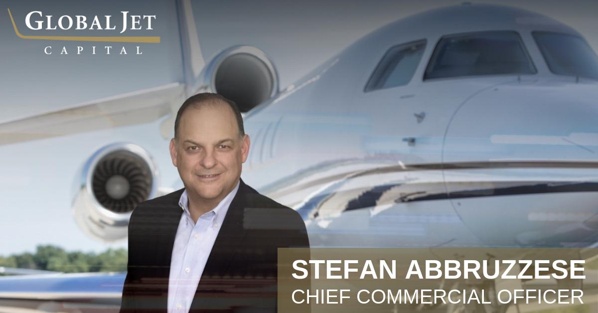 Global Jet Capital is pleased to announce the appointment of Stefan Abbruzzese as Chief Commercial Officer and the new role of Dave Labrozzi as Vice Chairman. Read more about this exciting news: hubs.ly/H0jJD9g0. #bizav