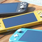 Nintendo Switch Lite aangekondigd (met speciale Sword & Shield-editie) https://t.co/O9Bm9L3xvz