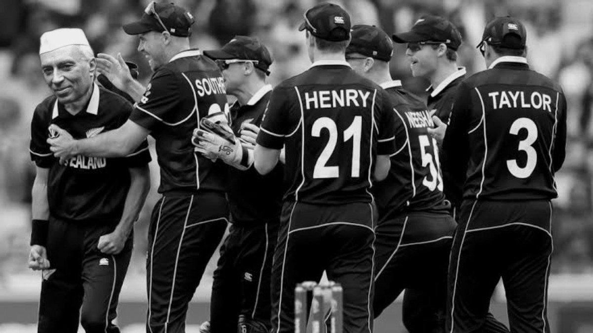 If NZ beats India in Semi Final, this man in cap would be responsible..... #NZvIND <br>http://pic.twitter.com/sYRxnjrJbD