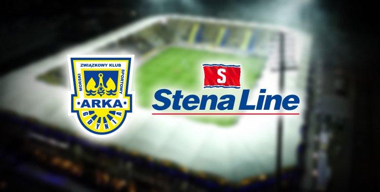 ✍️@StenaLine_PL płynie dalej z Arką po wodach @_Ekstraklasa_  w sezonie 2019/20!👏Dziękujemy za zaufanie!👍  ➡️https://t.co/DZ7gB2dZaQ  #ArkaRazem! https://t.co/8LDeIzGQtW