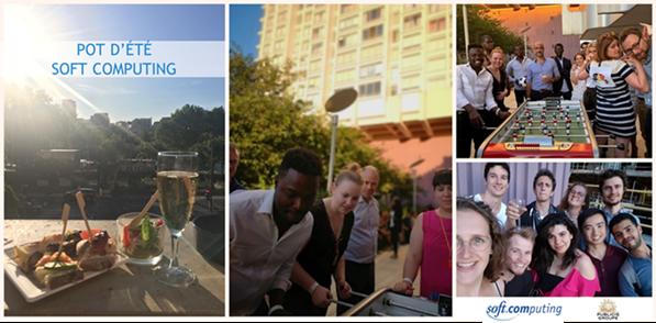 Les teams de #SoftComputing et #PublicisETO fêtent l'été ! Un grand moment de partage, de sourires et de challenges sous le soleil parisien 😊 #Babyfoot4ever #PublicisGroupe https://t.co/tjgv5c1WYn