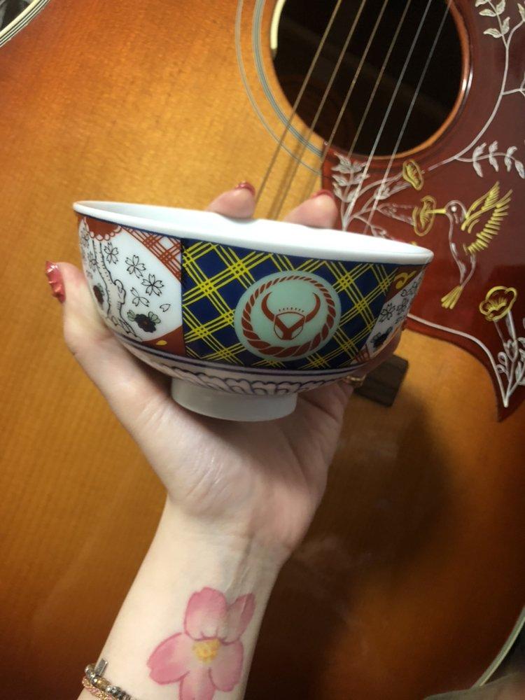 吉野家さんのお茶碗はもちろんもう持ってて使ってるから、道重さんのサイン浮かびあがって来ないかなぁ! https://t.co/VsT4adypWx