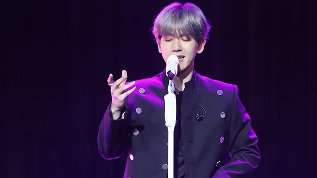 EXO's Baekhyun drops his first mini album & it's AMAZING! #BAEKHYUN_UNVILLAGE #BAEKHYUN_CityLight  http:// hollywood.li/qRqXJdb     <br>http://pic.twitter.com/bggseN9u0y
